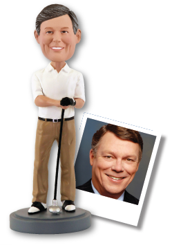 How to custom your own bobblehead?